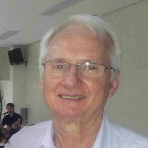 Romildo Wrasse – Pastor da Igreja Luterana Cristo ANOS DOURADOS